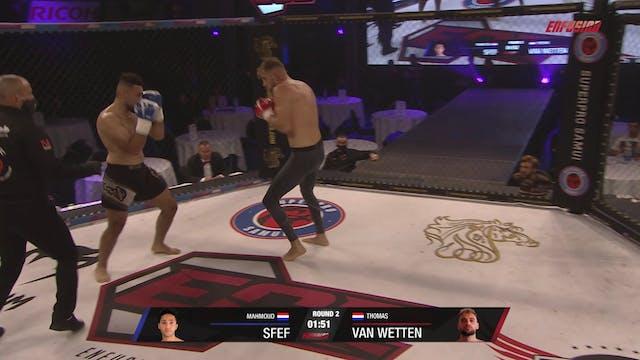 ECE Rookies #03 Mahmoud Sfef (NLD) vs...