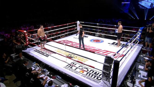 Enfusion #41 Ismael Lazaar (MAR) vs Shkelqim Ademaj (DUE) 17.09.2016