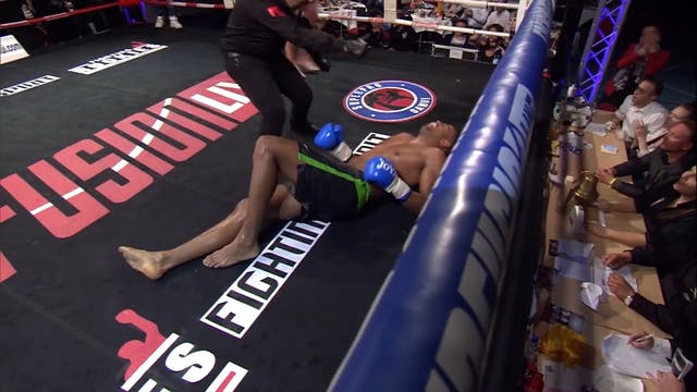 Enfusion Contracted Fighter Mohamed B...