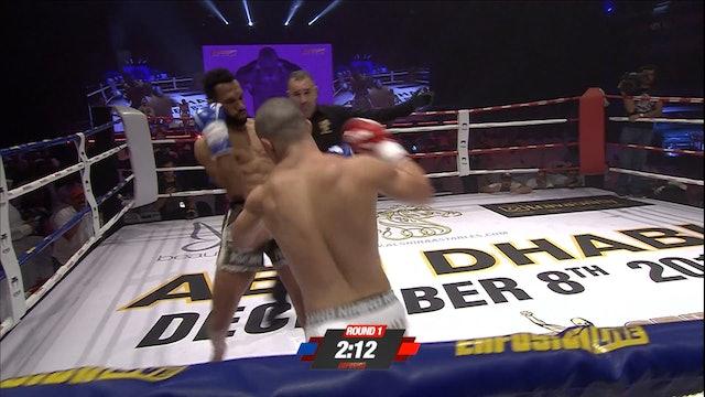 Enfusion #58 Nabil Haryouli (MAR) vs Igor Fernandes (PRT) 08.12.2017