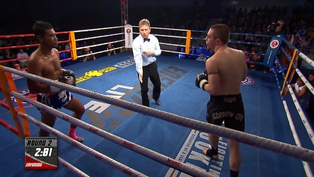 Enfusion  #04  Mirko Vorkapic (SVN) vs Longhern (THA) 13.04.2013