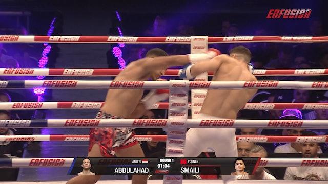 Enfusion #95 - Younes Smaili (MAR) vs Amier Abdulahad (EGY) 29.02.2020
