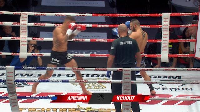 Enfusion #75 Matous Kohout (CZE) vs Davide Armanini (ITA) 01.12.2018