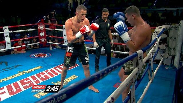 Enfusion  #40  Hicham El Gaoui (MAR) vs Rafael Carzola Pimentel (ESP)