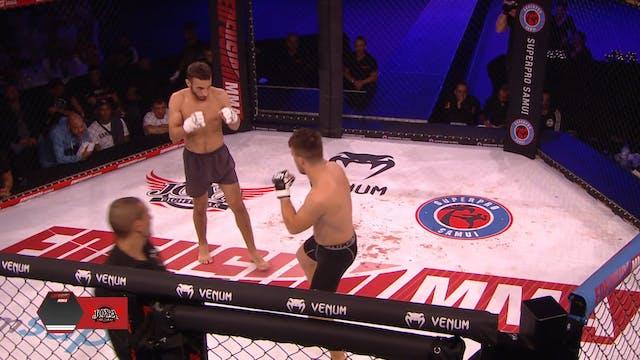 ECE #01, Ilias Boukyoua (MAR) vs Cenk...