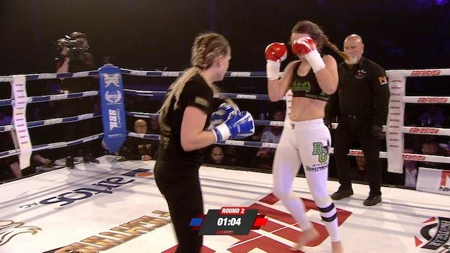 Enfusion #84 Sheena Widdershoven (NLD) vs Johanna Kruse (DEU) 04.05.2019