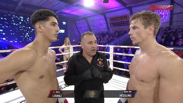 Enfusion #94 Bilal Loukili (MAR) vs Kevin Hessling (NLD) 14.12.2019