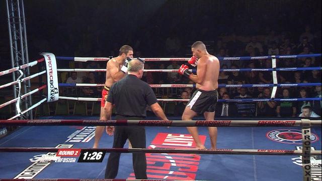 Enfusion  #08 Lasher Kurun (DEU) vs Rustam Guseinov (RUS) 12.10.2013