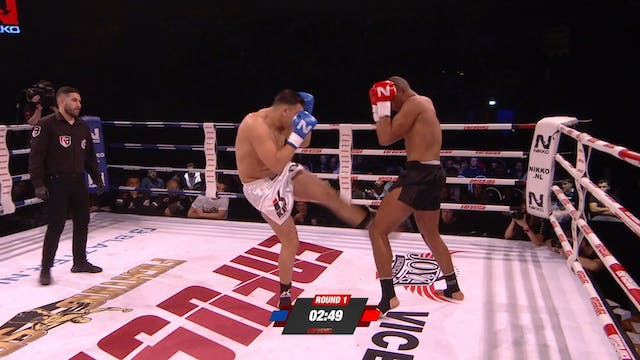 Enfusion #79  Levi Rigters (NLD) vs N...