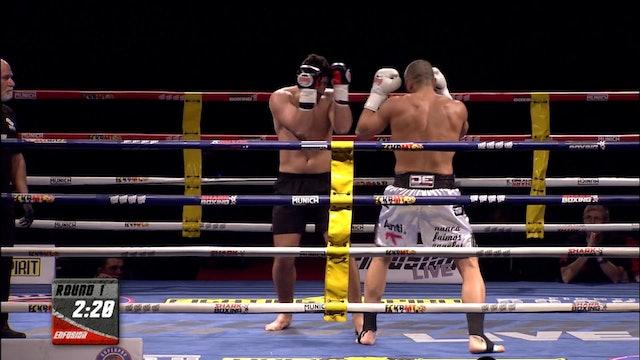 Enfusion #02  Cesar Cordoba (ESP) vs Sahak Parparyan (ARM) 09.03.2013