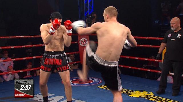 Enfusion #04 Tadej Toplak (SVN) vs Jaroslaw Zawodni (POL) 13.04.2013
