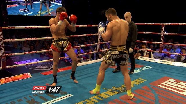 Enfusion #28   Vladimir Moravcik (SVK) vs Yohan Lidon (FRA)  25.04.2015