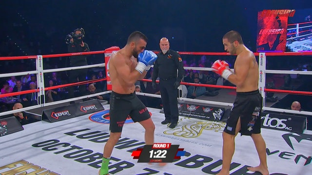 Enfusion#54Alexandros Chatzichronoglou(GRE) vs Serhat Degirmenci(TUR)07.10.2017