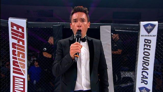 ECE #03 Diogo Nogueira (PRT) vs Paulo...