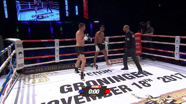 Enfusion #56 Mauricio Costa Cardoso (BRA) vs Filip Verlinden (BEL)