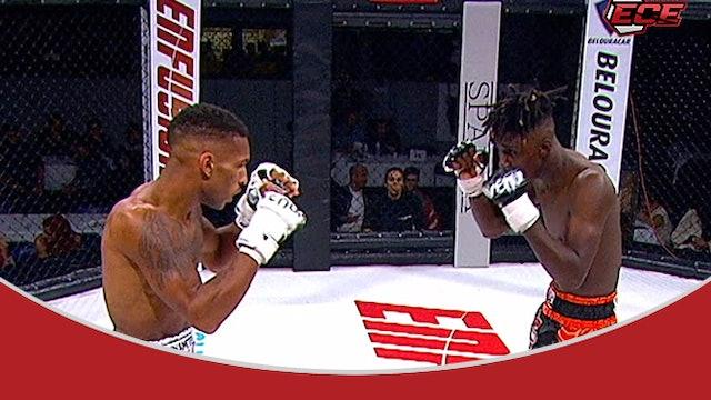ECE  Rookies #02 - Nelson Moreira (PRT) vs Helder Vitor (PRT) 10.11.2018