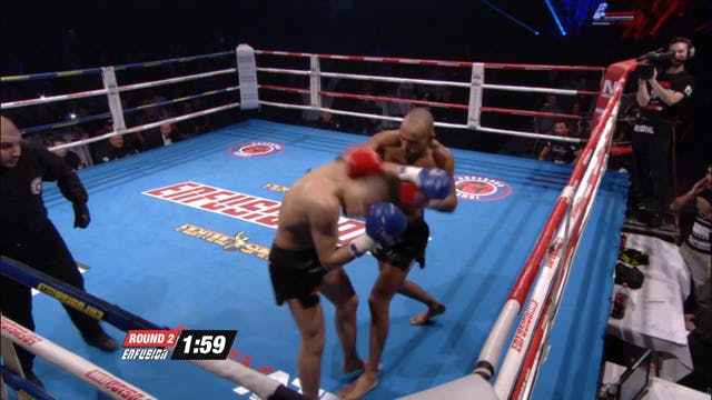Enfusion #37 Nordin Ben Moh (MAR) vs ...