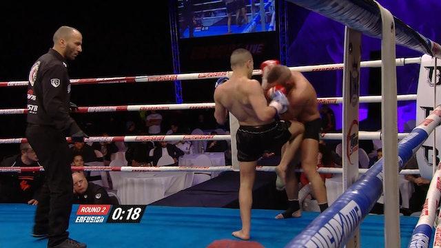 Enfusion #26  Tommy Dieckmann (NLD) vs Ali Zubai (NLD)  04.04.2015