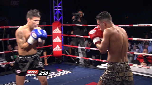 Enfusion #12 Melvin Wassing (IDN) vs Youssef Chaikh (MAR) 12.01.2014