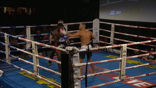 Enfusion #23  Nordin Ben Moh (BEL) vs Mohamed Souane (FRA) 21.12.2014