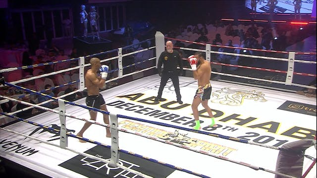 Enfusion #58 Nordin Ben Moh (MAR) vs ...