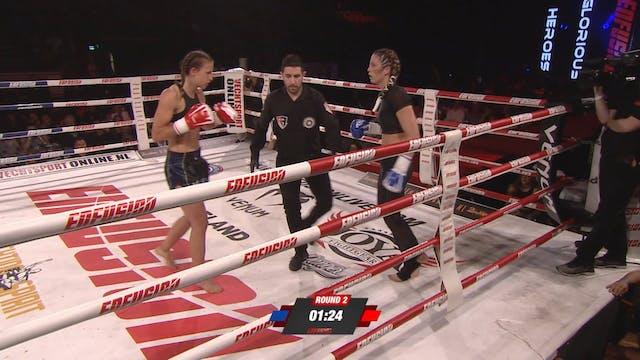 Enfusion #85  Sarel de Jong (NLD) vs ...