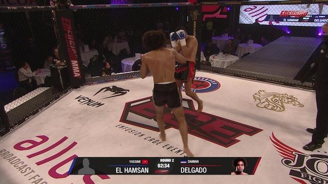 ECE Rookies #03 Yassine El Hamsan (MAR) vs Damian Delgado (CPV) 18.09.20