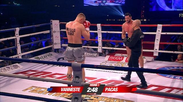 Enfusion  #50 Martin Pacas (SVK) vs Thomas Vanneste (BEL) 06.05.2017