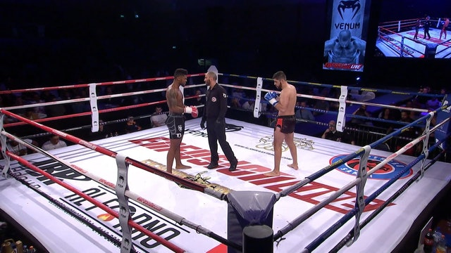 Enfusion #47 Luis Tavares (CPV) vs Jegish Yegoian (ARM) 18.03.2017