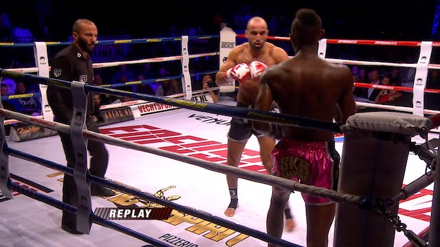 Enfusion  #43 Nordin Ben Moh (MAR) vs...