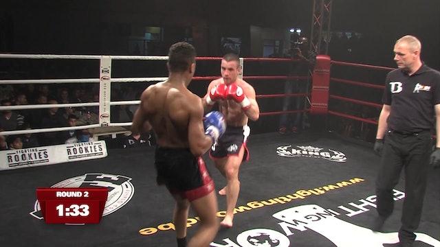 Rookies - Baris Karabas (TUR) vs Quinton Semedo (NLD) 10.05.2014