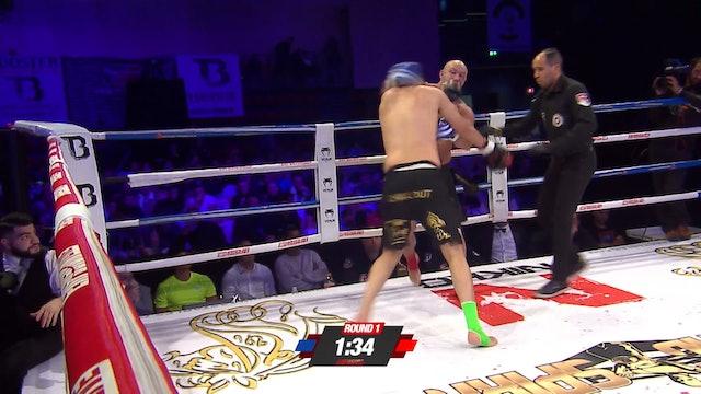 Enfusion #57 Hicham Achalhi (MAR) vs Jurgen Dolch (DUE) 02.12.2017