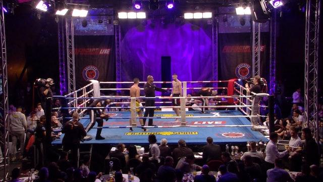 Enfusion  #24  Khalid El Bakouri (MAR) vs Kamil Jenel (POL) 07.02.2015