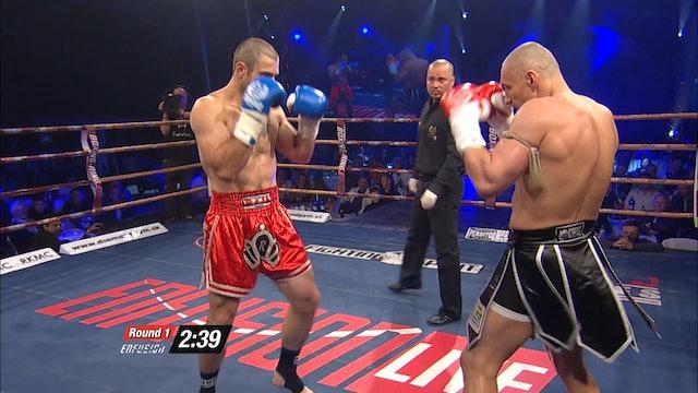 Enfusion #17  Jiri Zak (CZE) vs Rustam Guseinov  (RUS) 26.04.2014