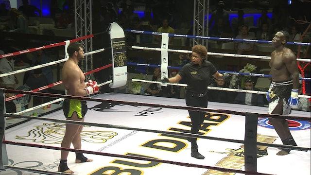Enfusion #48 Thomas Vanneste (BEL) vs Daniel Sam (GBR) 24.03.2017