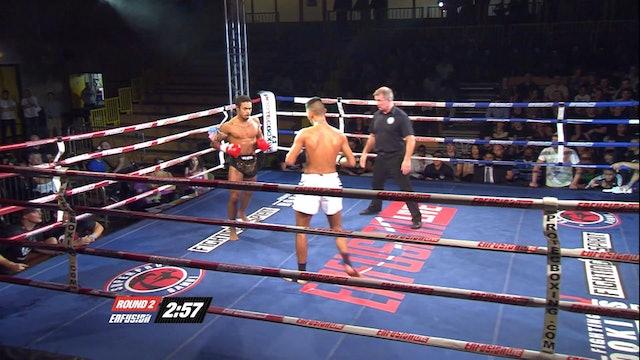 Enfusion #08  Daniel Terry (GBR) vs Lesley Risa (CHL) 12.10.2013