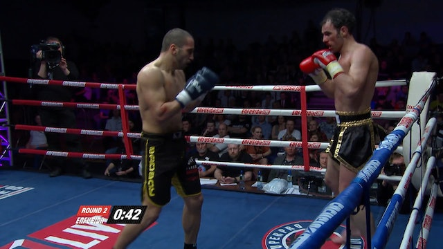 Enfusion #15 Alexandros Chatzichronoglou (GRE) vs Mark Casserly (IRL) 22.03.2014