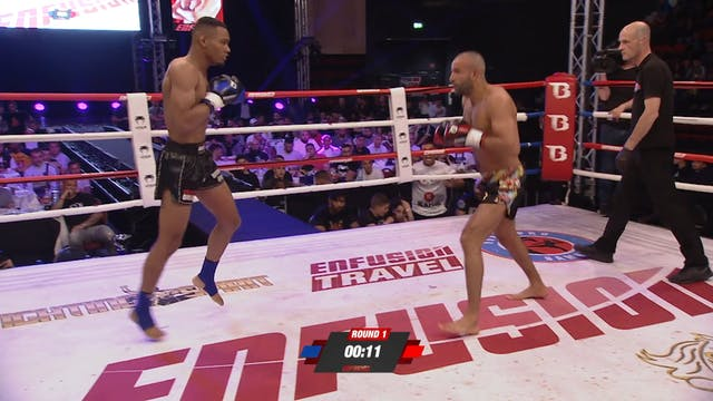 Enfusion #67  Nordin Ben Moh (MAR) vs...