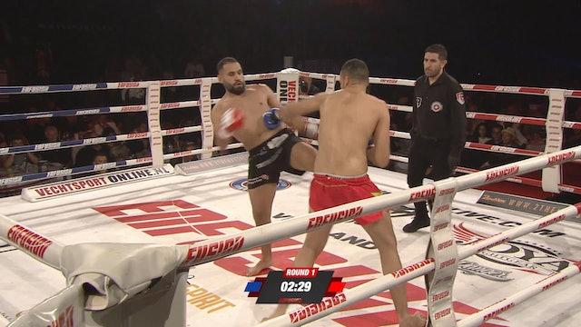 Enfusion #85  Walid El Harchaoui (MAR) vs Samir Al Mansouri (MAR) 08.06.2019