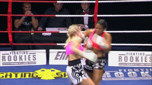 Enfusion Contracted Fighter Denise Kielholtz Promo