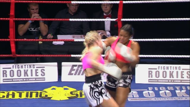 Enfusion Contracted Fighter Denise Ki...