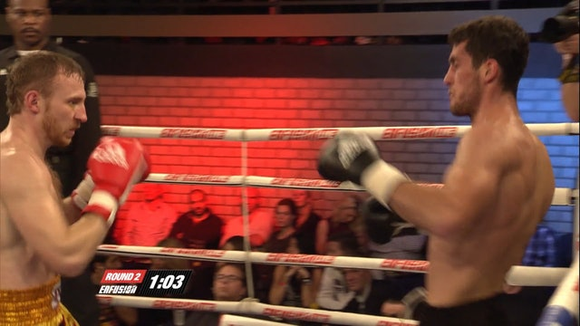 Enfusion #10 Andrey Levandin (RUS) vs Romeo Gablaia (GEO) 16.11.2013