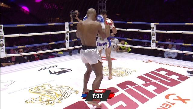 Enfusion #66  Hamza Imane (ITA) vs Elam Ngor (SEN) 05.05.2018