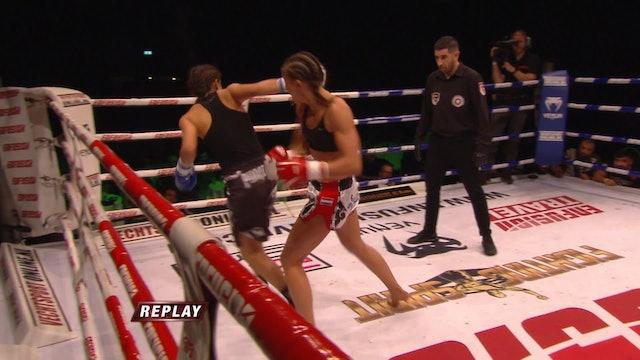 Enfusion #74 Sarel De Jong (NLD) vs Samira Kovacevic  (BIH) 17.11.2018