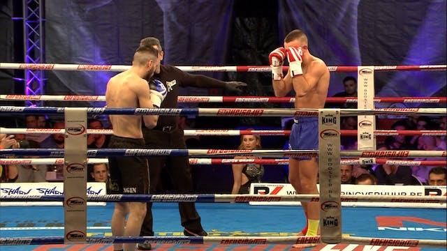 Enfusion  #25 Robbie Hageman (NLD) vs...