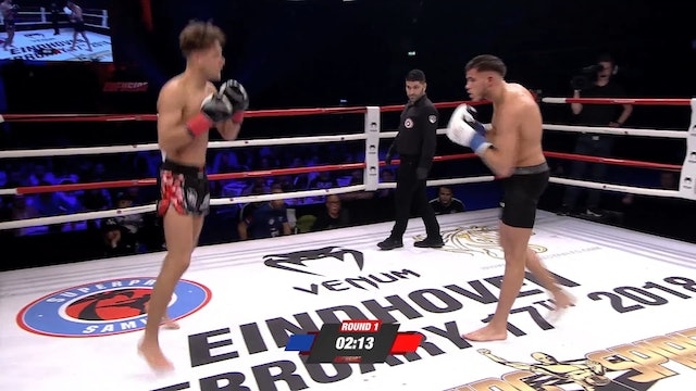Enfusion #61 Paul Jansen (NLD) vs Percy De Maeyer (BEL) 17.02.2018