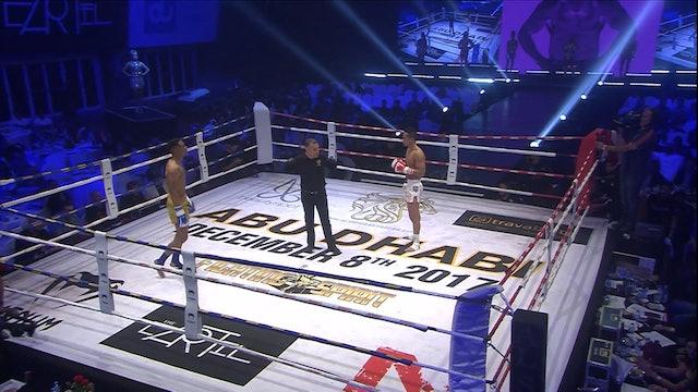 Enfusion #59 Superbon Banchamek (THA) vs Endy Semeleer (NLD) 08.12.2017