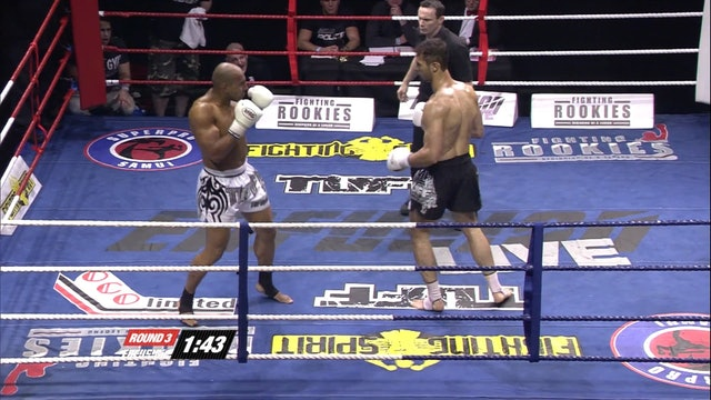 Enfusion #06  Marlon Hunt (GBR) vs Andrew Tate (USA) 29.05.2013