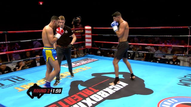 Talents #23  Aziz Kallah (MAR) vs Abd...