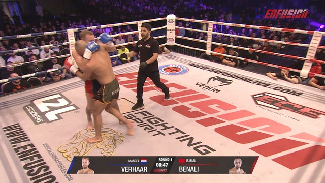 Enfusion #96 - Ismael Benali (MAR) vs Marcel Verhaar (NLD) 29.02.2020